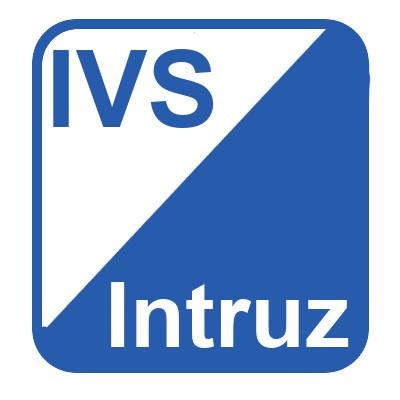 Logo - Intruz w strefie