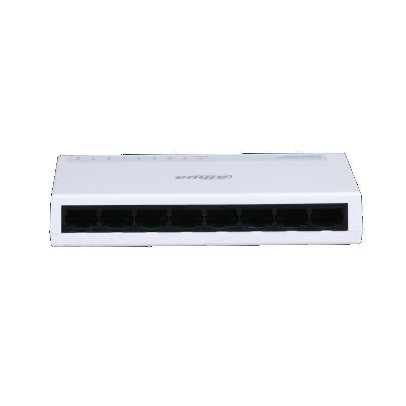 Switch 8-portowy 10/100M DAHUA PFS3008-8ET-L