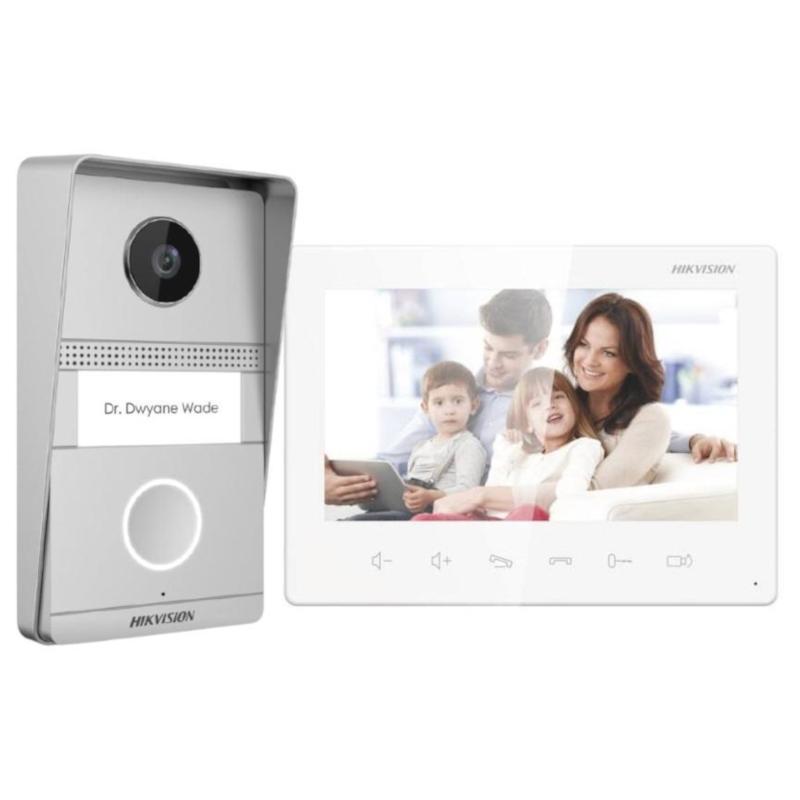 Zestaw wideodomofonowy 2-żyłowy HIKVISION DS-KIS101