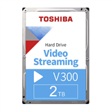 Dysk Toshiba V300 HDWU120UZSVA 2TB Video Streaming